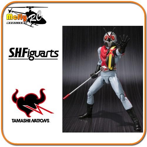 S.h. Figuarts Masked Rider X Kamen Rider