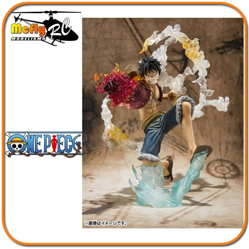 Figuarts Zero Monkey D Luffy Battle Version Bandai Original One Piece