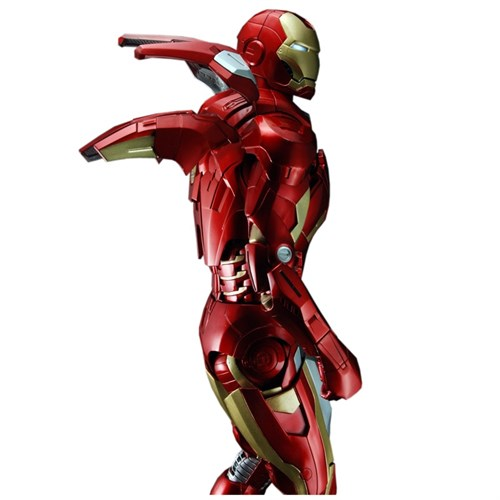 Iron Man Mark VII The Avengers Homem de ferro Neca 1/4