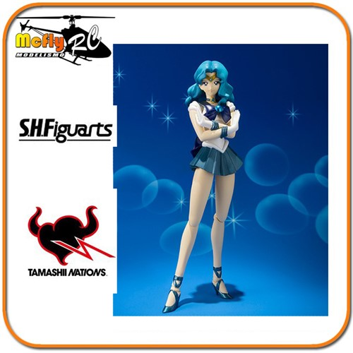 S.h.figuarts Sailor Netuno Sailor Moon Bandai