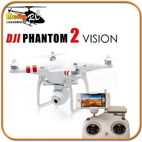 Phantom 2 Vision Dji Full Hd Quadricoptero Filmagem Drone