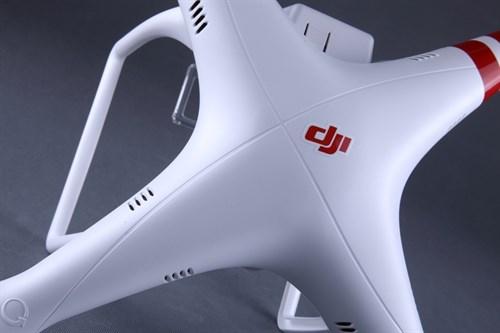 Quadricoptero Phantom DJI Naza V2 Radio Controle para filmagens