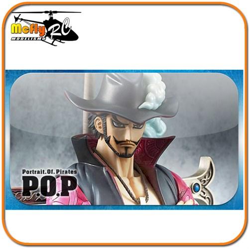 P.O.P DX Dracule Mihawk ver 2 MegaHouse JP Excellent Model