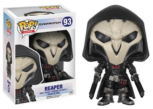 Pop Funko 93 Reaper - Overwatch