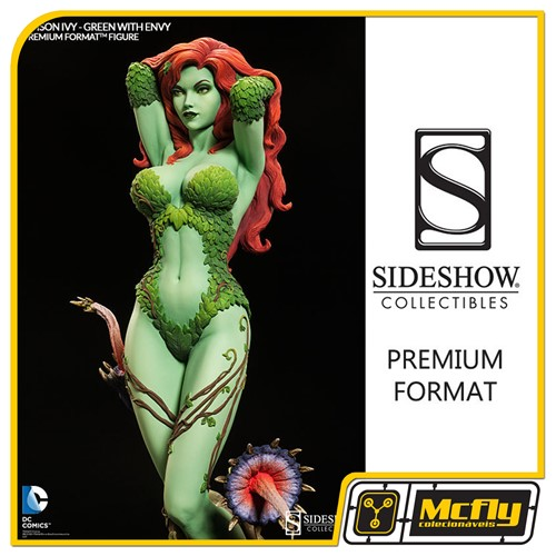 Poison Ivy Premium Format Figure Sideshow Collectibles
