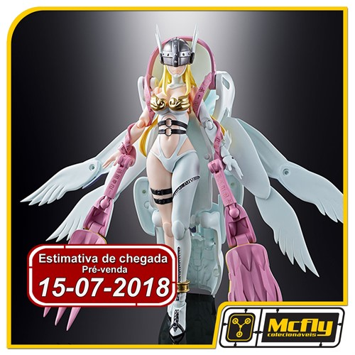 (RESERVA 10% DO VALOR) Bandai Digimon Digivolving Spirits Angewomon 04 Tailmon