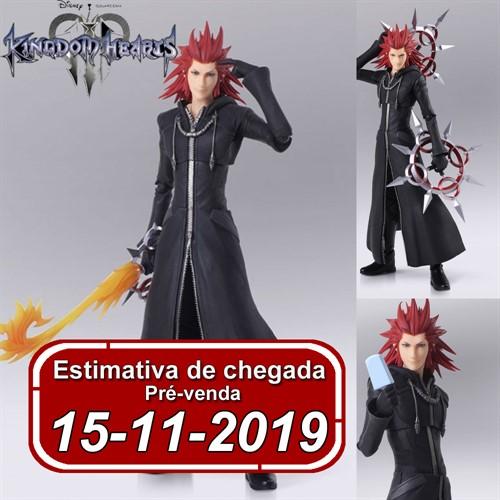(RESERVA 10% DO VALOR) Bring Arts Kingdom Hearts III Axel