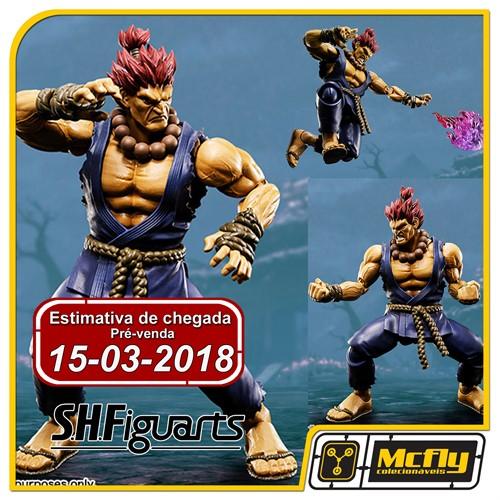(RESERVA 10% DO VALOR)S.H Figuarts Akuma Street Fighter