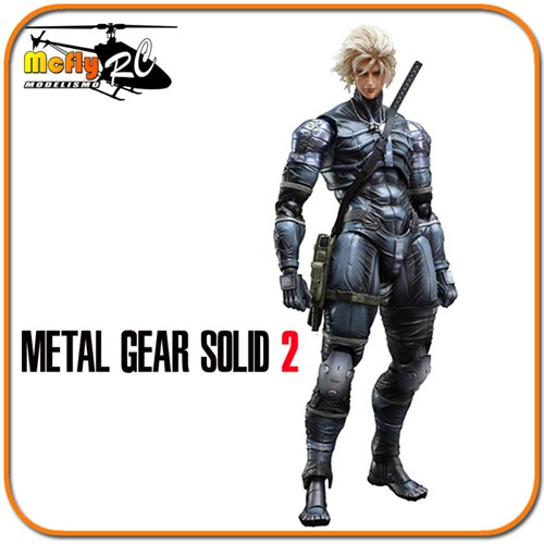 Raiden Metal Gear Solid 2 - Square Enix Play Arts