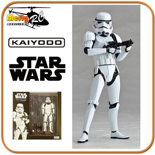 Revoltech Star Wars Stormtrooper 002 Kaiyodo