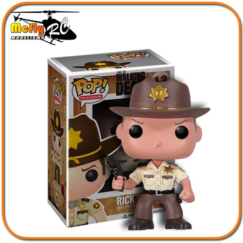 Funko POP 13 Rick Grimes - The Walking Dead - Pop! Funko