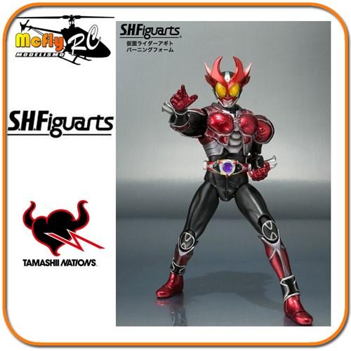 S.h. Figuarts Masked Rider Agito Burning Form Bandai Kamen
