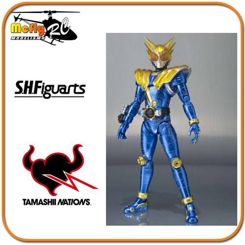S.h. Figuarts Masked Kamen Rider Meteor Storm Bandai