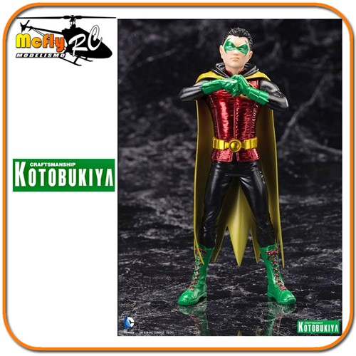 Kotobukiya Robin New 52 Serie Batman Dc Comics