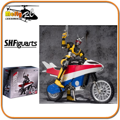 S.h Figuarts Masked Rider Moto Roboizer Kamen Rider