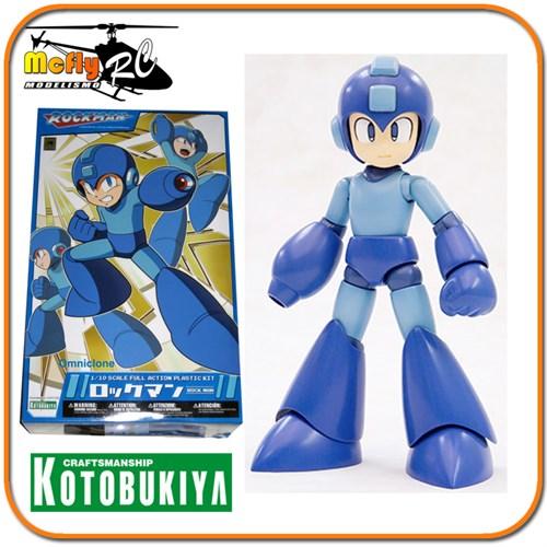 Megaman Rockman Kotobukiya 1/10 Lacrado Kit Model Original