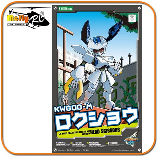 Medabots Rokusho Kwg00-m Kotobukiya 1/6 Ñ Metabee Medarots