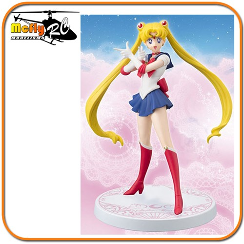 Sailor Moon Serena Banpresto Original Com Selo Toei