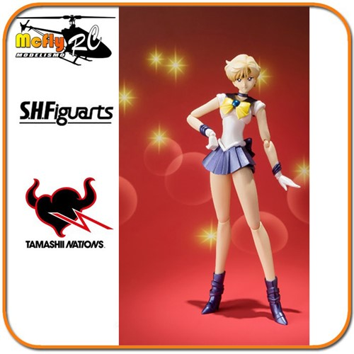 S.h.figuarts Sailor Urano Sailor Moon Bandai