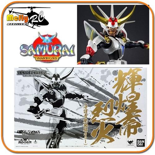 Samurai Worriors Hector Inferno Armos Plus Tamashi Bandai
