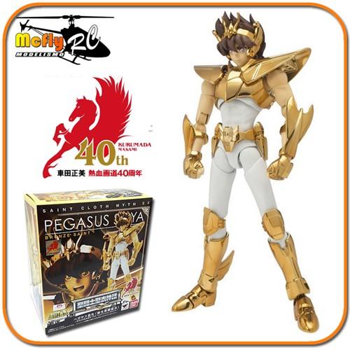 Cavaleiros do Zodíaco Seiya Pegasus 40th Anniversary EX Cloth Myth