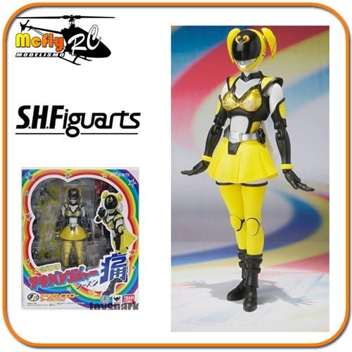 S.H Figuarts Sentai Power Ranger Akibaranger Akiba Yellow 2