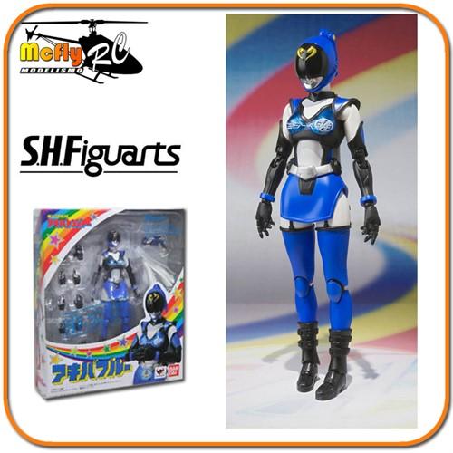 S.H Figuarts Sentai Power Ranger Akibaranger Akiba Blue 1