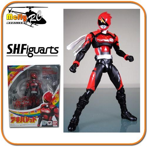 S.H. Figuarts Sentai Power Ranger Akibaranger Akiba Red 1
