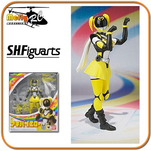 S.H Figuarts Sentai Power Ranger Akibaranger Akiba Yellow 1