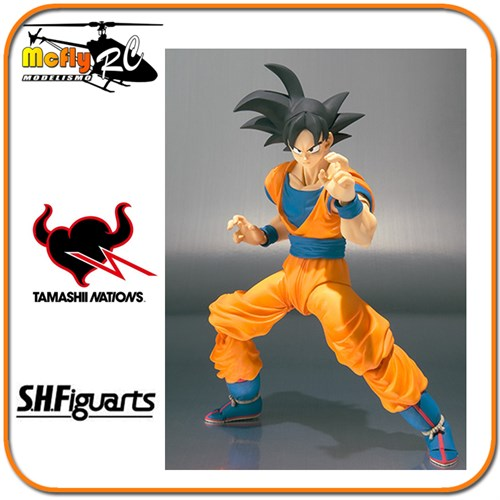 S.h Figuarts Son Goku Dragon Ball Z Bandai Tamashi