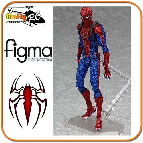 Figma The Amazing Spider Man 199 Home Aranha Max Factory