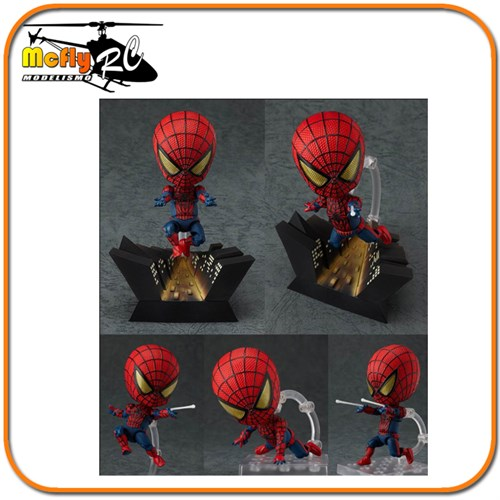 Nendoroid Spider Man The Amazing Heros Edition 260 Goodsmile Home Aranha