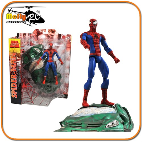 Spider Man - Marvel Select - O Homem Aranha - Diamond