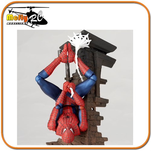 Homem Aranha Kaiyodo Revoltech 039 Spider man Pronta Entrega