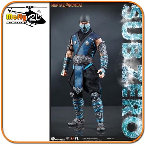 Mortal Kombat Sub-Zero 1/6 WorldBox Sub Zero