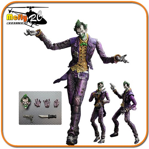 Arkham City The Joker Square Enix Play Arts Kai Coringa