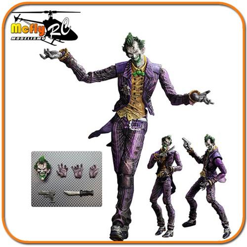 Arkham City The Joker Square Enix Play Arts Kai Coringa