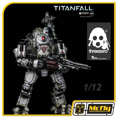 TitanFall Atlas 1/12 Three Zero 51 cm SIDESHOW