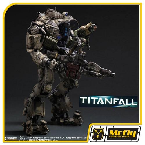 Titanfall Atlas Play Arts Kai Square Enix