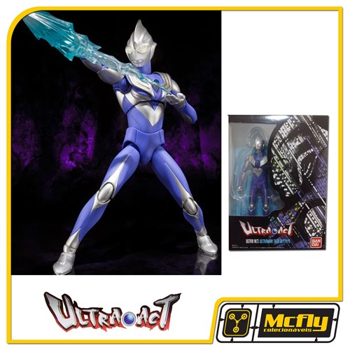 Ultra act Ultraman Tiga Sky type BANDAI