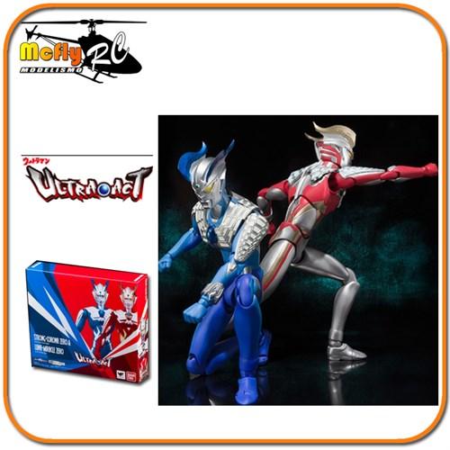 Ultraman Ultra Act Strong Corona Zero & Luna Miracle Zero