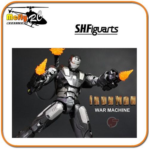 S.H Figuarts Iron Man 2 War Machine Tamashi
