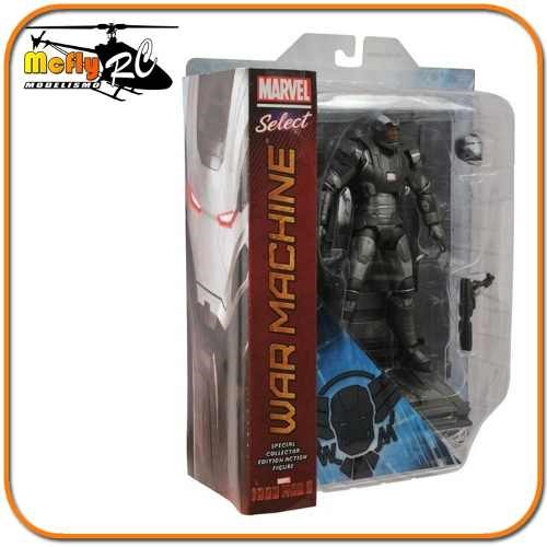 War Machine Marvel Select Iron Man 3 Action Figure