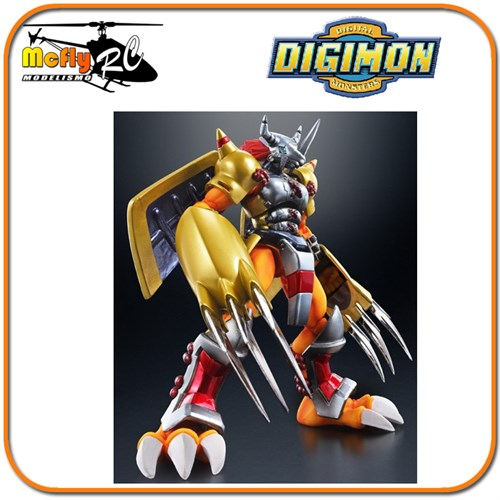 D-arts Digimon Wargreymon Original Designer Edition Bandai