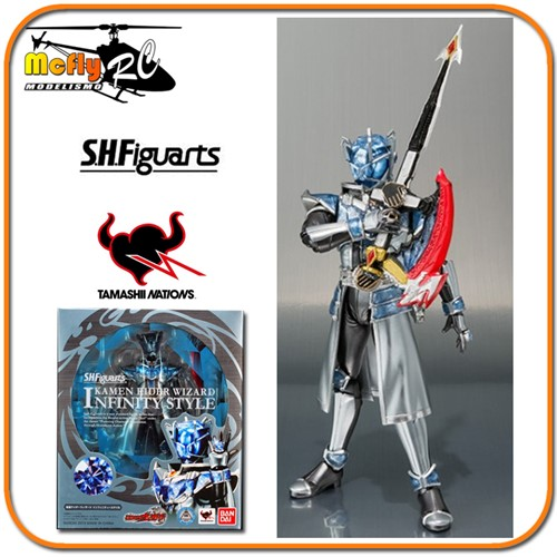 S.H Figuarts Masked Rider Wizard infinity style Kamen Rider
