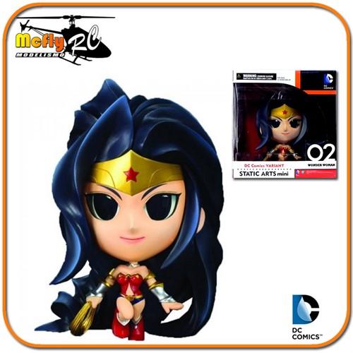 Wonder Woman 02 DC Comics Variant Static Arts Mini Mulher Maravilha