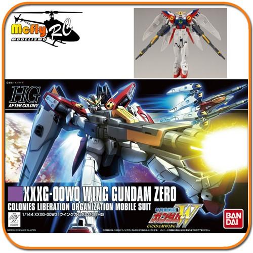 Gundam Wing XXXG-00W0 Wing Zero 1/144 #174