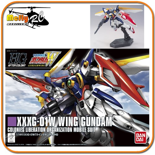 Gundam 1/144 #162 HGAC After Colony XXXG-01W Wing Model Kit