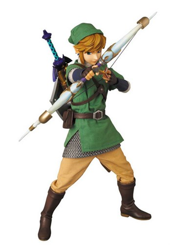 Rah The Legend Of Zelda - Link - The Skyward Sword Medicom