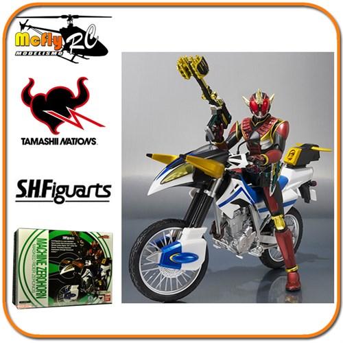 S.h. Figuarts Masked Rider Machine Zerohorn Do Rider Zeronos